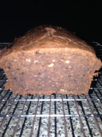 Bananen-Schokoladen Brot - Rezept