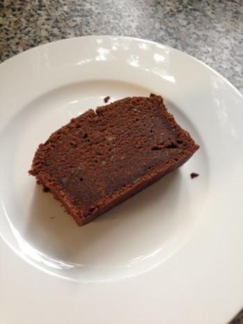Bananen-Schokoladen Brot - Rezept - Bild Nr. 2