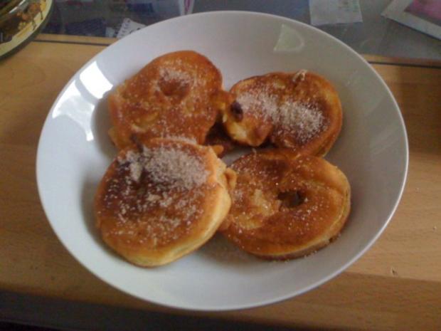 Apfelküchle - Rezept - Bild Nr. 2