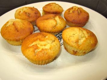 Apfelmus Muffins fix und lecker - Rezept