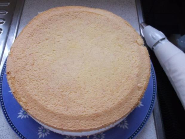 Ananas-Amaretto-Käsesahne - Rezept - Bild Nr. 11