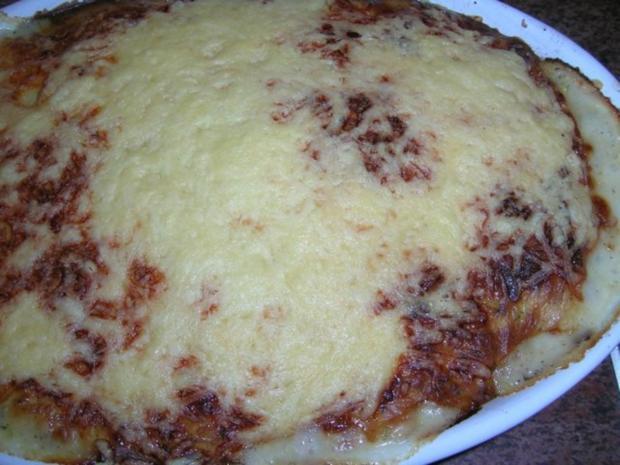 Kabeljau-Spinat-Tomaten-Auflauf - Rezept - Bild Nr. 7