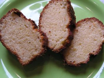 Amaretto-Mandel-Kuchen - Rezept