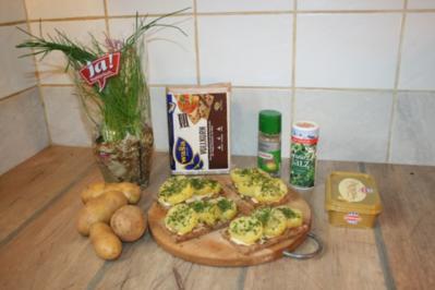 Schwedische Kartoffel-Sandwiches - Rezept