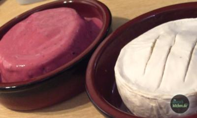 Pink Cheese - Rezept