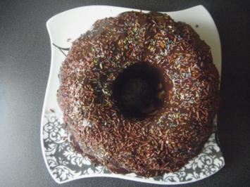 Rezept: leckerer Marmor - Gugelhupf