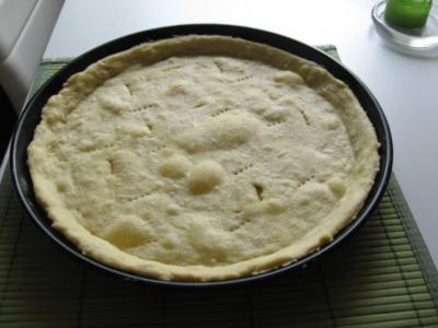 Pie-Teig - Rezept
