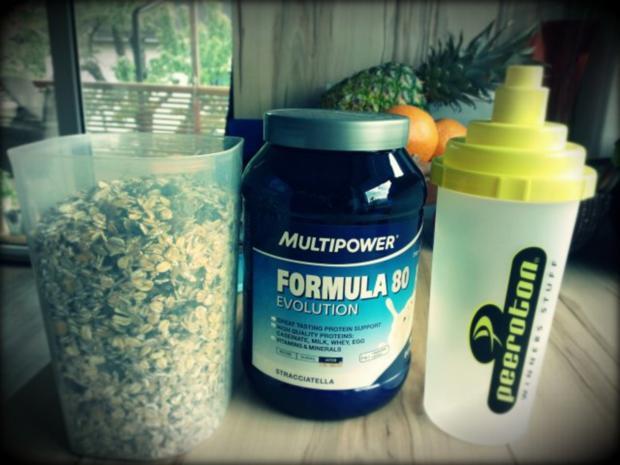 Protein Müsli - Rezept