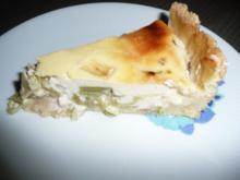 Rhabarber- Quark- Torte - Rezept
