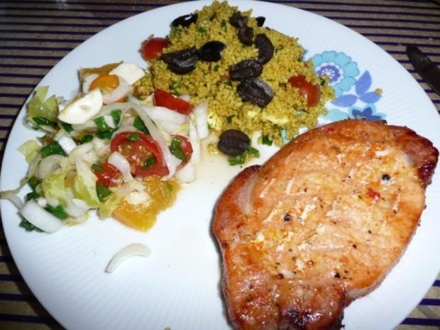 Salate zur Grill Saison - Rezept - Bild Nr. 6
