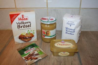 Schwedischer Apfelkuchen - Rezept