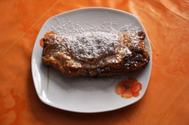Kuchen:Apfeltaschen - Rezept