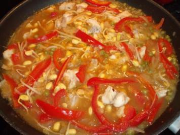 Rezept: Fisch süß-sauer