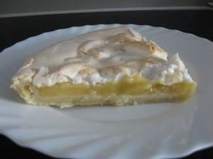 Lemon-Meringue-Pie - Rezept