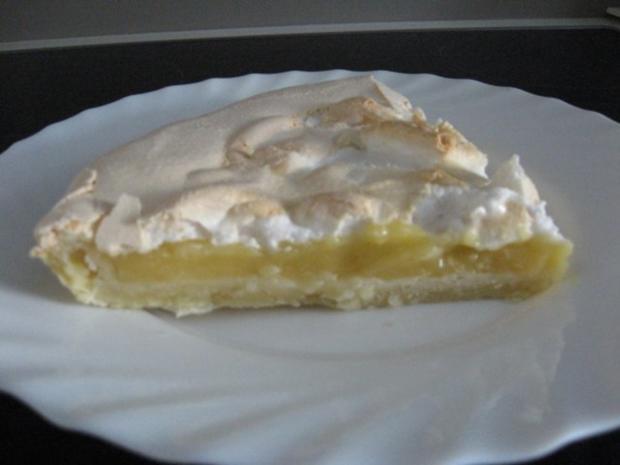 Lemon-Meringue-Pie - Rezept