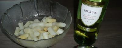 Risotto mit Pilzen & Spargel - Rezept