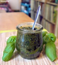 Kürbiskern-Pesto - Rezept