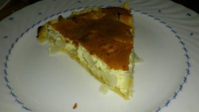 Zwiebelkuchen Vegetaria - Rezept