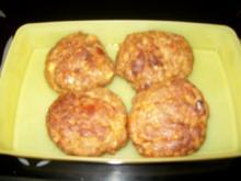 Brezen-Fleischpflanzerln - Rezept