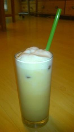 Ice Chai Latte - Rezept