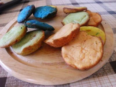 Cookies ala Amerika - Rezept