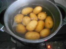 Kartoffelspießchen - Rezept