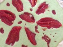 Basilikum-Tomaten-Tarte - Rezept