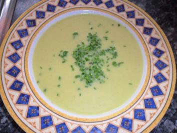 Lauch-Kartoffel-Suppe - Rezept