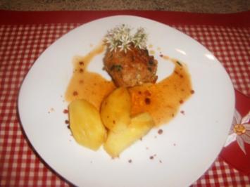 Bärlauch-Schnittlauch -Bouletten - Rezept