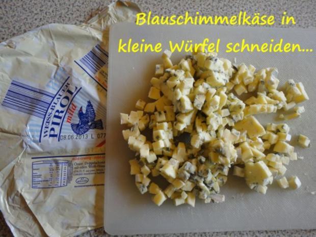 Blauschimmel-Joghurt Terrine - Rezept - Bild Nr. 4