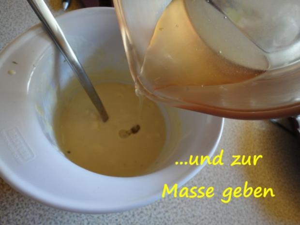 Blauschimmel-Joghurt Terrine - Rezept - Bild Nr. 13