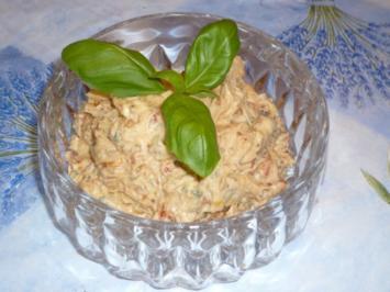 Rezept: Italienische Butter nach Maikes Art