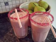Erdbeer-Kokos-Cocktail - Rezept
