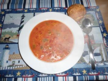 tomatensuppe mit frischen tomaten und kokosmilch rezepte. Black Bedroom Furniture Sets. Home Design Ideas