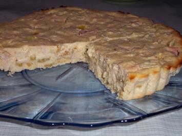 Rhabarber-Quarkkuchen - Rezept