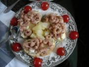 Krabben-Snack - Rezept