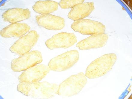 Grießnockerl (Suppeneinlage) - Rezept