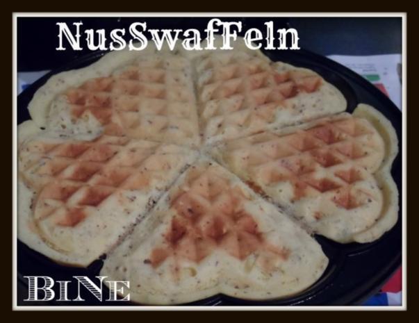 BiNe` S NUSSWAFFELN - Rezept