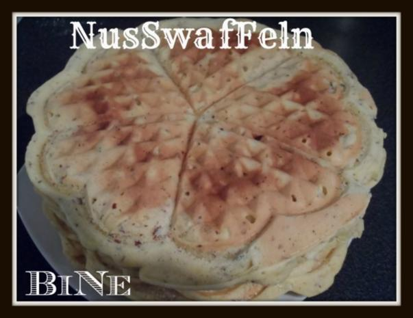 BiNe` S NUSSWAFFELN - Rezept - Bild Nr. 4