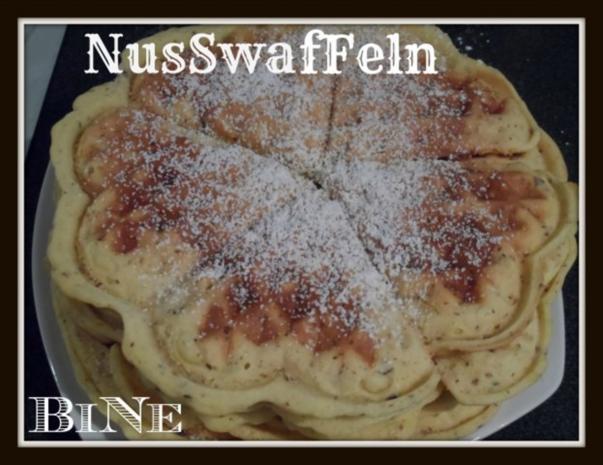 BiNe` S NUSSWAFFELN - Rezept - Bild Nr. 5