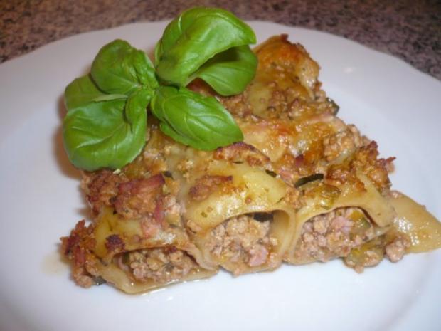 Cannelloni von der Pute - Rezept