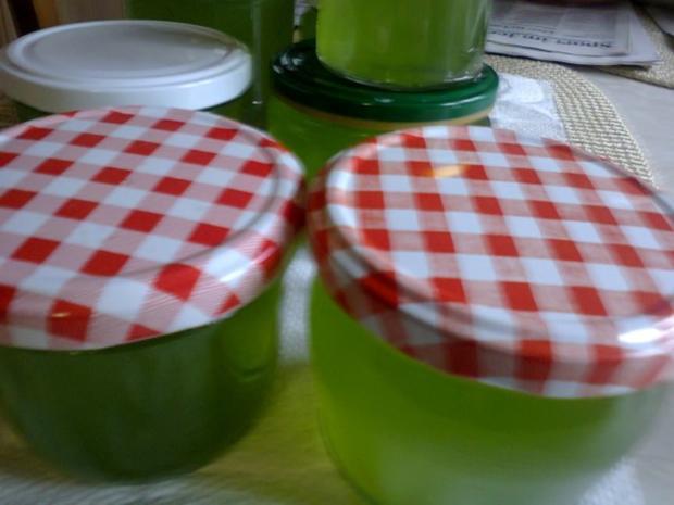 Zitronenmelissen-Gelee - Rezept