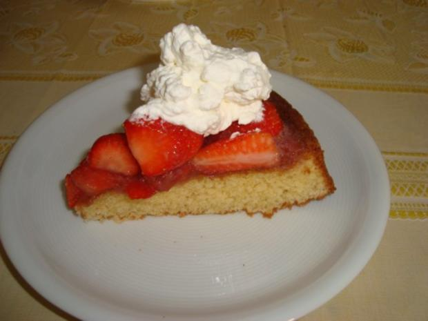 Kleine Erdbeerfreuden - Rezept
