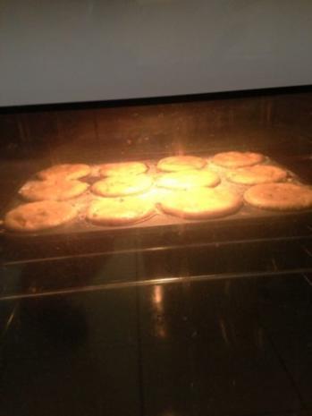 Rotkäppchens-Erdbeer-Rhabarber-Muffins - Rezept - Bild Nr. 7