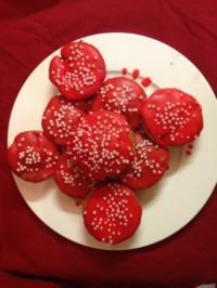Rezept: Rotkäppchens-Erdbeer-Rhabarber-Muffins
