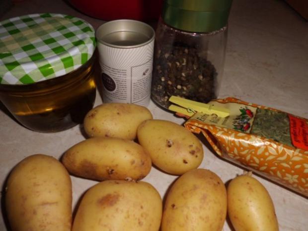 """Belage: Ofenkartoffeln """"Olivia"""" - Rezept - Bild Nr. 2"""