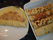 Pilz-Pfannkuchen - Rezept