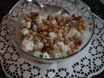 Kichererbsen-Feta-Salat - Rezept