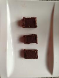 Baileys Brownies - Rezept