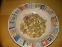 Nasi Goreng (Gebratener Reis) - Rezept